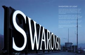 Swarovski este una din povestile austriece de succes prin excelenta.