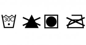 Simbolurile de pe etichetele hainelor: Modalitatea prin care stii cum trebuie să ai grija de articolele vestimentare