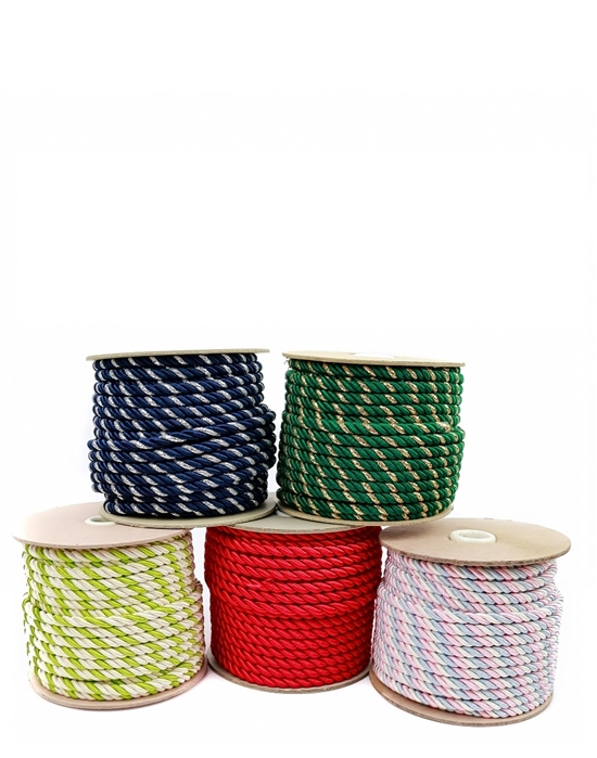 Snur Polyester, Cotton Cord
