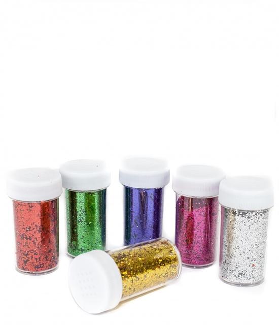 Glitter in diverse culori Glitter in diverse culori