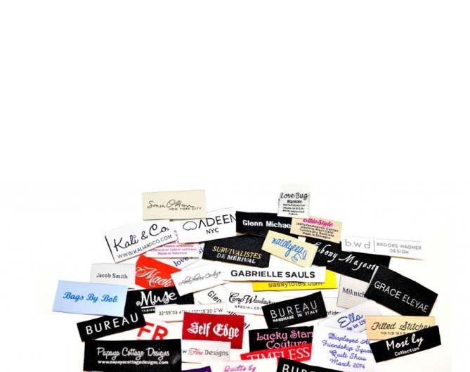 Etichete Tesute la Comanda Etichete Tesute la Comanda