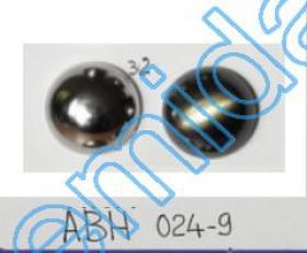 Nasturi AH1211, Marimea 34, Argintii (144 buc/pachet) Nasturi Plastic Metalizati ABH024-9, Marimea 32 (144 buc/pachet)