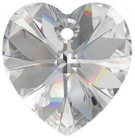 Pandantiv Swarovski, 16 mm, Culori: Crystal (1 bucata)Cod: 6628 Pandantiv Swarovski, 18x17.5 mm, Culoare: Crystal (1 bucata)Cod: 6228