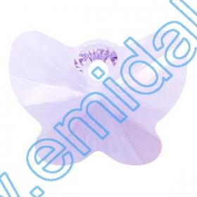 Swarovski Elements - 6041-MM38 (6 buc/pachet) Culoare: Crystal Satin Swarovski Elements - 6754 (72 bucati/pachet) Culoare: Violet