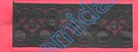 Dantela Brodata pe Tul, latime 29 cm (15.25 m/rola)Cod: JMC02 Dantela Elastica, latime 60 mm (25 m/rola)Cod: 20301