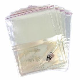 Pungi Plastic (cu fermoar; cu si fara adeziv) Pungi Inchidere Adeziva, Marime 33x44 cm (100 buc/pachet)