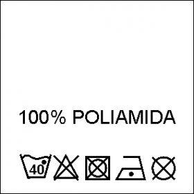 Etichete Compozitie 55% BUMBAC si 45% POLIESTER (1000 bucati/pachet) Etichete Compozitie 100% POLIAMIDA (1000 bucati/pachet)