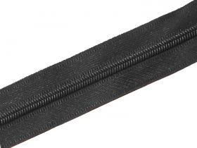 Fermoare Metraj, spira 3 mm (300 metri/pachet) 3 mm Teeth Zipper Roll (300 meters/pack)