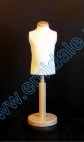 Manechine Croitorie Copil Bust Croitorie Poliuretan - Copil 0-1 ani