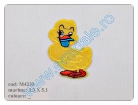 Embleme Adezive, Termoadezive, Decorative Embleme Termoadezive M4233 (12 bucati/pachet)