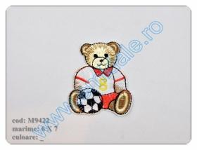 Embleme Adezive, Termoadezive, Decorative Embleme Termoadezive M9422 (12 bucati/pachet)
