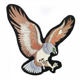 Embleme Termoadezive, Model Elefant (25 bucati/pachet)Cod: M30138 Embleme Termoadezive Model Vultur (1 bucata/pachet)Cod: M30112