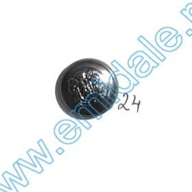 Nasturi Metalizati Nasturi A244, Marimea 24 (100 buc/pachet)
