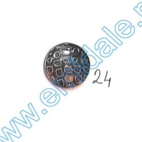 Nasturi cu Doua Gauri 11HB-H618, Marimea 20, Argintiu(100 buc/pachet) Nasturi A363-SA, Marimea 24 (100 buc/pachet)