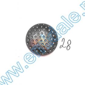 Nasture Plastic Metalizat JU798, Marime 40 (100 buc/punga) Nasturi A796, Marime 28 (100 buc/pachet)