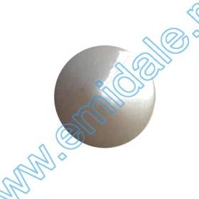Nasturi cu Doua Gauri 0312-0334/24 (100 buc/punga) Culoare: Alb  Nasturi A2019D/24 (100 bucati/pachet)
