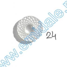 Nasturi Plastic cu Patru Gauri 0313-1314/28 (100 bucati/pachet) Nasturi H1490/24 (100 bucati/pachet)