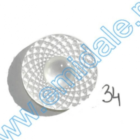 Nasturi Plastic cu Patru Gauri 0313-1314/28 (100 bucati/pachet) Nasturi H1490/34 (100 bucati/pachet)