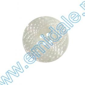 Nasturi Plastic  H275/48 (100 bucati/pachet) Culoare: Negru Nasturi H1502/24 (100 bucati/pachet)