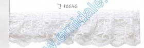 Dantela 3170 (25 m/rola) Dantela J10646 (24 yards/rola) Alb