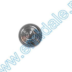 Nasture Plastic Metalizat JU895/32 (100 buc/punga) Nasturi A646, Marime 28 (100 buc/pachet)