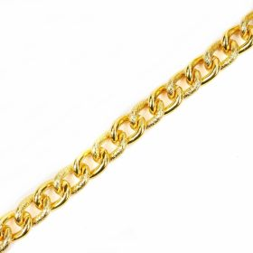 Lanturi Ornamentale Lant Ornamental (10 m/rola)  Culoare: Gun Silver