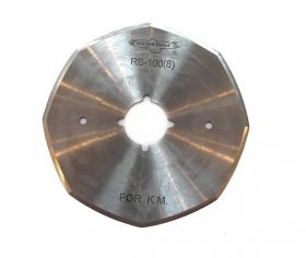 Unelte de Taiat Material Hexagonal Disc with 10 cm Diameter