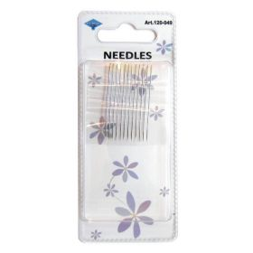 Ace de Cusut Sewing Needles (10 sets/box), Code: 120-049