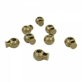Capete Snur (100 buc/pachet)Cod: ART9-69 Capete de Snur W017-1006 (1000 bucati/set) Culoare: Antic-Brass
