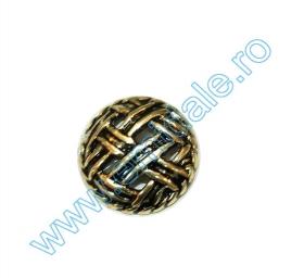 Nasturi H863/34 (100 bucati/pachet) Nasturi Plastic cu Picior S498/24 (100 bucati/pachet)