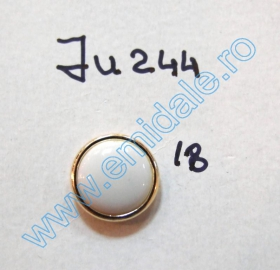 Nasturi cu Picior BT0026 (10 buc/pachet) Nasturi cu Picior JU244, Marimea 18 (100 buc/pachet)