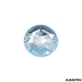 Strasuri X272, Marime 8 mm (100 buc/punga) Strasuri de Cusut R11640, Marime: 16 mm, Culoare: 10 (100 buc/punga)