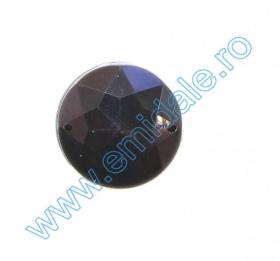 Strasuri X272, Marime 8 mm (100 buc/punga) Strasuri de Cusut R11640, Marime: 20 mm, Culoare: 15 (100 buc/punga)