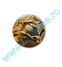 Nasturi cu Picior S241, Marimea 24 (100 buc/pachet) Nasturi AH1211, Marimea 24, Aurii (144 buc/pachet)
