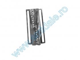 Catarame Metalice, 15mm (500 bucati/punga)Cod:0320-0003 Catarame Metalice, lungime 5 cm, Argintiu (6 bucati/pachet)Cod: NZ00310