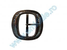 Catarama DCK053-40MM (100 bucati/punga) Nickel Catarame ME0019 (10 bucati/pachet) Argintiu