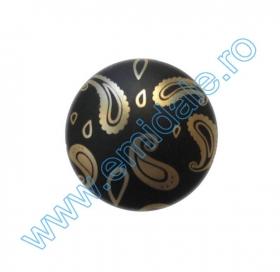 Nasturi cu Picior JU121, Marimea 20, Aurii  (100 buc/pachet) Nasturi cu Picior S1-PGE, Marimea 44 (100 buc/pachet)