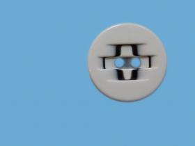 Nasturi cu patru gauri 3021/40 (100 bucati/punga) Nasturi Plastic cu Doua Gauri 0312-0111/48 (100 bucati/punga) Culoare: Alb
