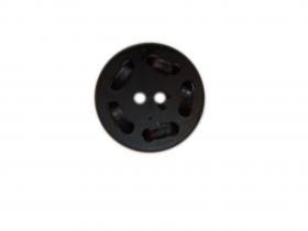 Nasturi Plastic cu Patru Gauri 0315-2058/40 (100 bucati/punga) Nasturi cu Doua Gauri 0312-0844/40 (100 buc/punga) Culoare: Negru