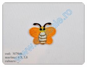 Embleme Adezive, Termoadezive, Decorative Embleme Termoadezive M7046 (12 bucati/pachet)