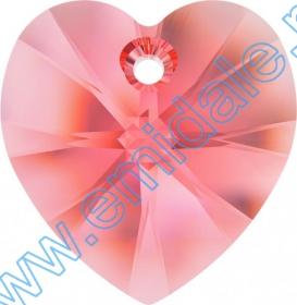 Swarovski Elements - 6041-MM38 (6 buc/pachet) Culoare: Crystal Satin Swarovski Elements - 6228 (72 bucati/pachet) Culoare: Rose Peach