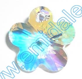 Swarovski Elements - 6090-MM22X15  (48 bucati/pachet) Culoare: Golden Shadow Swarovski Elements - 6744 (144 bucati/pachet) Culoare: Crystal AB