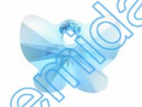 Swarovski Elements - 6010-MM17X8.5 (36 bucpachet) Culoare: Erinite Swarovski Elements - 6754  (72 bucati/pachet) Culoare: Aquamarine