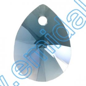 Swarovski Elements - 6673-MM18  (48 bucati/pachet) Culoare: Tanzanite  Swarovski 6128 (144 buc/pachet) Culoare: Denim Blue