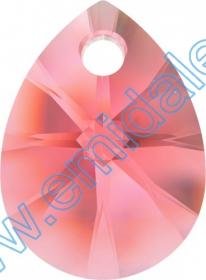 Swarovski Elements - 6673-MM18  (48 bucati/pachet) Culoare: Tanzanite  Swarovski  6128 (144 buc/pachet) Culoare: Rose Peach
