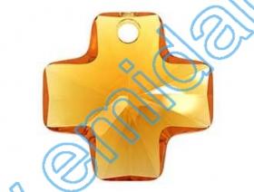 Swarovski Elements - 6656-MM27  (30 buc/pachet) Culoare: Crystal Tabac Swarovski Elements - 6866 (72 bucati/pachet) Culoare: Topaz