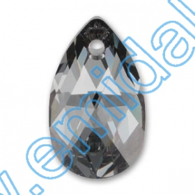 Swarovski Elements - 6228 (72 bucati/pachet) Culoare:  Vitrail Light Swarovski Elements - 6106-MM16 (144 buc/pachet) Culoare:  Crystal Silver Night
