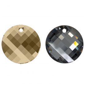 Pandantiv Swarovski, 28 mm, Diferite Culori (1 bucata)Cod: 6673-MM28 Pandantiv Swarovski, 28 mm, Culoare: Diferite Culori (1 bucata)Cod: 6621-MM28