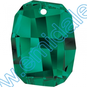 Swarovski Elements - 6680-MM40  (12 bucati) Culoare: Crystal Golden Shadow Swarovski Elements - 6685-MM19 (48 buc/pachet) Culoare: Emerald