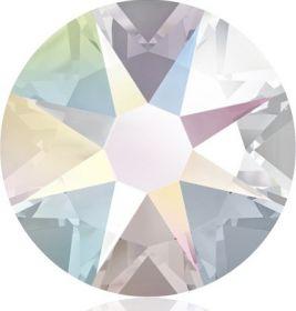 Cristale de Lipit (HotFix) - 2038 Cristale de Lipit  2038, Marime: SS10, Culoare: Crystal-AB (1440 buc/pachet)